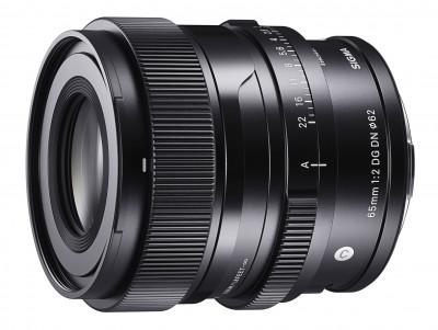 65mm f/2 (C) DG DN F/SE L-mount