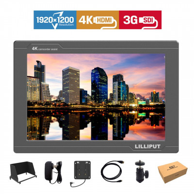 "LILLIPUT MONITOR FS7 7"" HDMI"