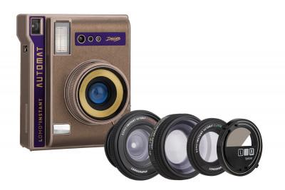 Lomo'Instant Automat & Lenses Dahab