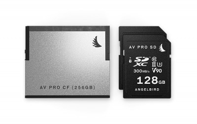 MATCH PACK for Canon C200 (1xCF256, 2x 128GB SD)