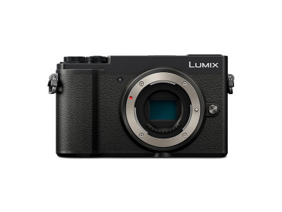 LUMIX GX9 solo corpo BLACK