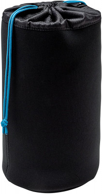 Soft Lens Pouch 9x4.8in  Black