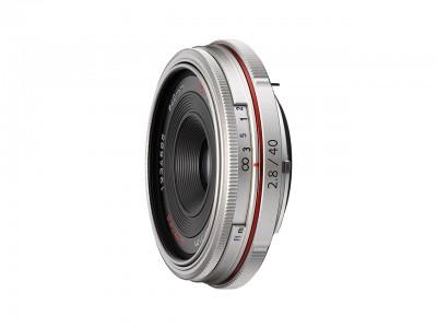 HD DA 40mm f/2.8 SIL - Limited Edition