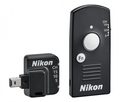 WR-11b/WR-T10 Wireless Remote Controller