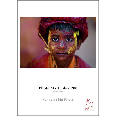 Photo Matt Fibre gr200 A4x25