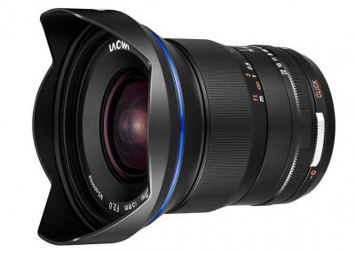 Venus Optics obiettivo 15mm f/2 Zero Distortion per Canon EOS R