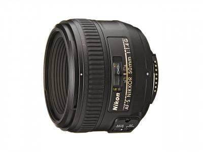 50mm f/1.4 G AF-S NIKKOR
