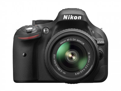 D5200 + Nikkor 18-55 VR II + 55-200 VR II + SD 8GB Lexar Premium 300x