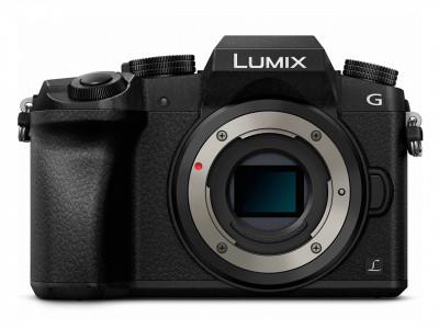 LUMIX G7 solo corpo BLACK