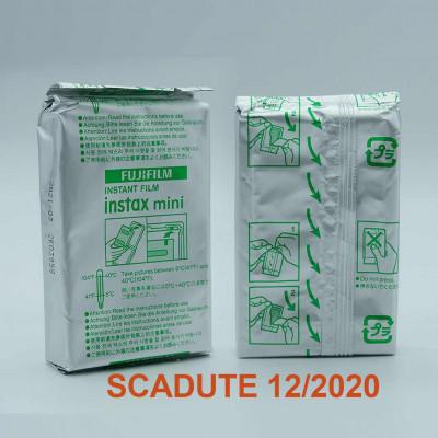 INSTAX Instant Film MINI Color 10 fogli (SCADUTI IL 12/2020)