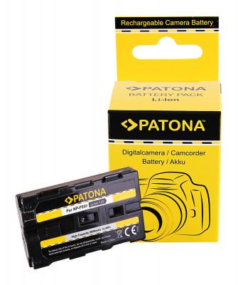 PATONA BATTERY SONY NP-F550 F330 F530 F750 F930 F920 F550, CCD-SC