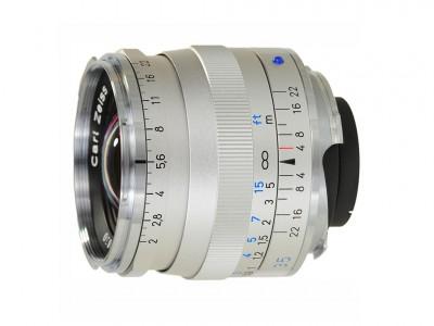 Biogon T* 35mm f/2 ZM SILVER