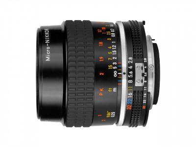 55mm f/2.8 AI MICRO NIKKOR