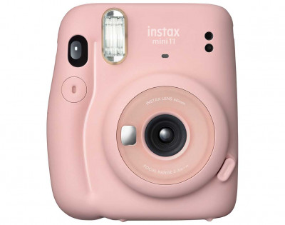 INSTAX MINI 11 SKY BLUSH PINK