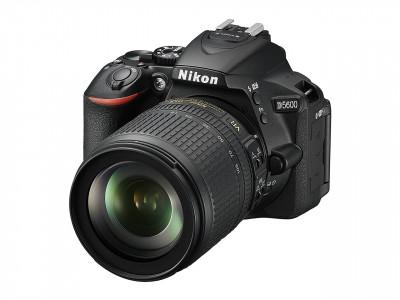 D5600 + 18-140 VR + SD 8GB Lexar Premium 300x