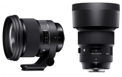 105mm F1.4 DG HSM Art SONY E-mount Full-frame