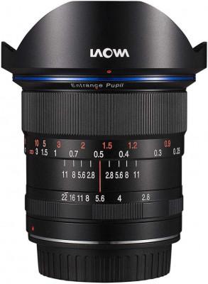 Venus Optics 12mm f/2.8 Zero Distortion per Nikon F