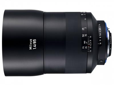 MILVUS 85mm f/1.4 ZF.2 NIKON Fullframe