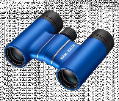 BINOCOLO NIKON T02 8X21 BLUE