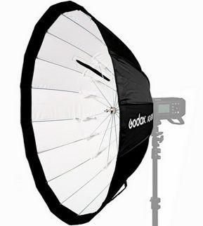 AD-S65W Octa Softbox White per Flash AD400Pro ATTACCO PROPRIETARIO