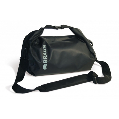BRAUN SPLASH BAG 5 BLACK