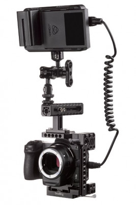 Z6 Essential Movie Kit - Z6 Body + FTZ + Ninja V + Rig + Accessori