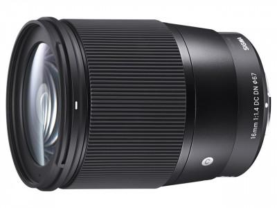 16mm f/1.4 (C) DC DN MICRO 4/3