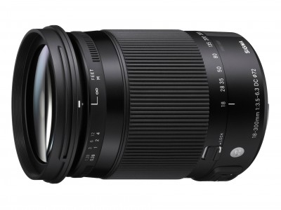 18-300mm f/3.5-6.3(C) DC MACRO OS HSM AF CANON