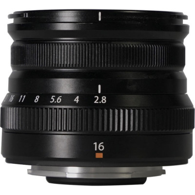 XF16mm f/2.8 R WR BLACK