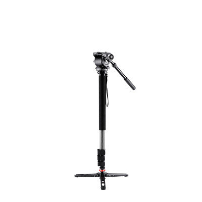 SWISS-PRO MA-50 MONOPIEDE VIDEO IN ALLUMINIO SERIE PREMIUM