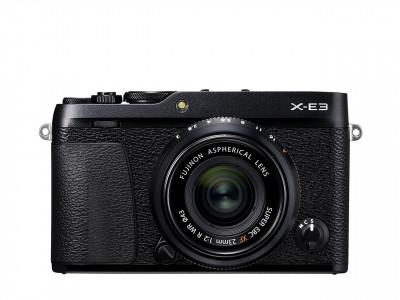 X-E3 BLACK Kit XF23mm F2 R WR