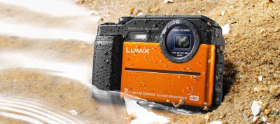 LUMIX FT7 ORANGE