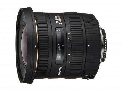 10-20mm f/3.5 EX DC HSM SONY