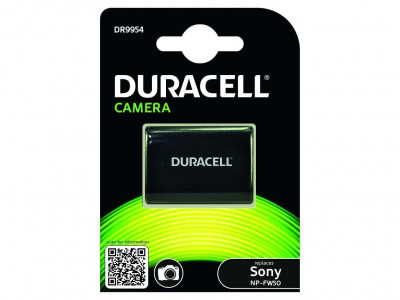 DURACELL NP-FW50 CAMERA BATTERY X SONY