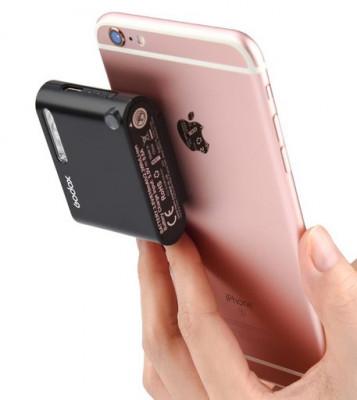 A1 Mini Flash Wireless Compatto per iPhone 5W 6000K