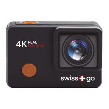 SWISS-GO SG-4.1W 14MP WIFI ULTRA HD/4K ACTION CAM NERA NEW