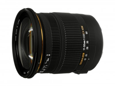 17-50mm f/2.8 EX DC OS HSM CANON