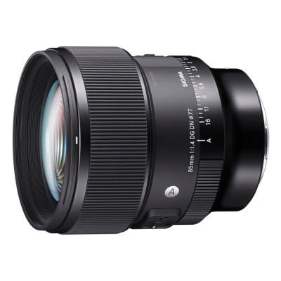 85mm- F/1.4 (A) DG DN F L-MOUNT