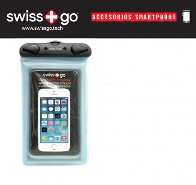 SWISS-GO BORSETTA WATERPROOF PER SMARTPHONE