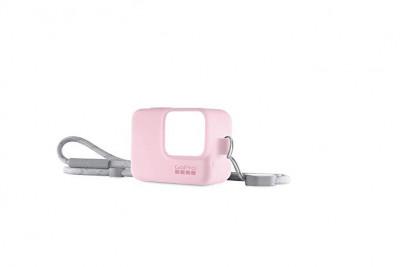 GoPro SLEEVE + LANYARD (Pink)