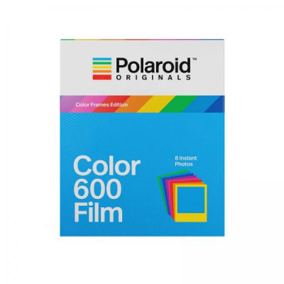 POLAROID COLOR FILM FOR 600 COLOR FRAME
