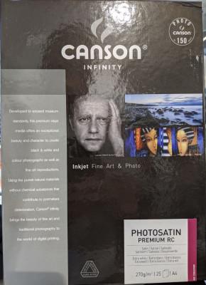 Infinity PhotoSatin Premium RC gr270 A4x25
