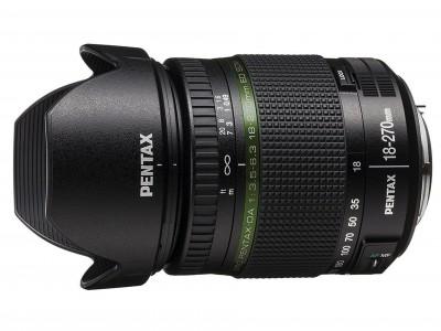 18-270mm f/3.5 - 6.3 DA ED SDM