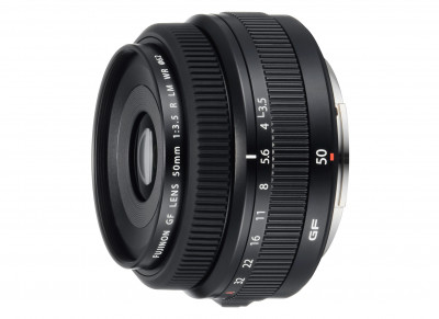 Fujifilm Lens GF50mm F3.5 R LM WR