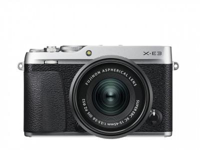 X-E3 + XC 15-45 SILVER KIT