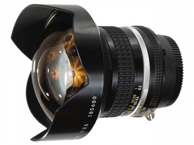 15mm f/3.5 AI NIKKOR