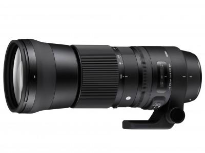 150-600mm f/5-6.3 (C) DG OS HSM AF CANON