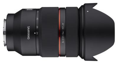 AF 24-70mm f/2.8 Sony FE