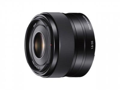 SEL E 35mm f/1.8 OSS (SEL35F18)