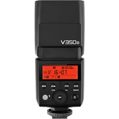 V350S  Speedlite flash per Sony